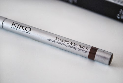 kiko, make up, eyebrows, maker, natural, tattoo, review