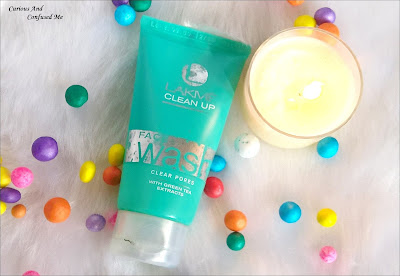 Lakme Clear Pores with Green Tea Extracts Face Wash review