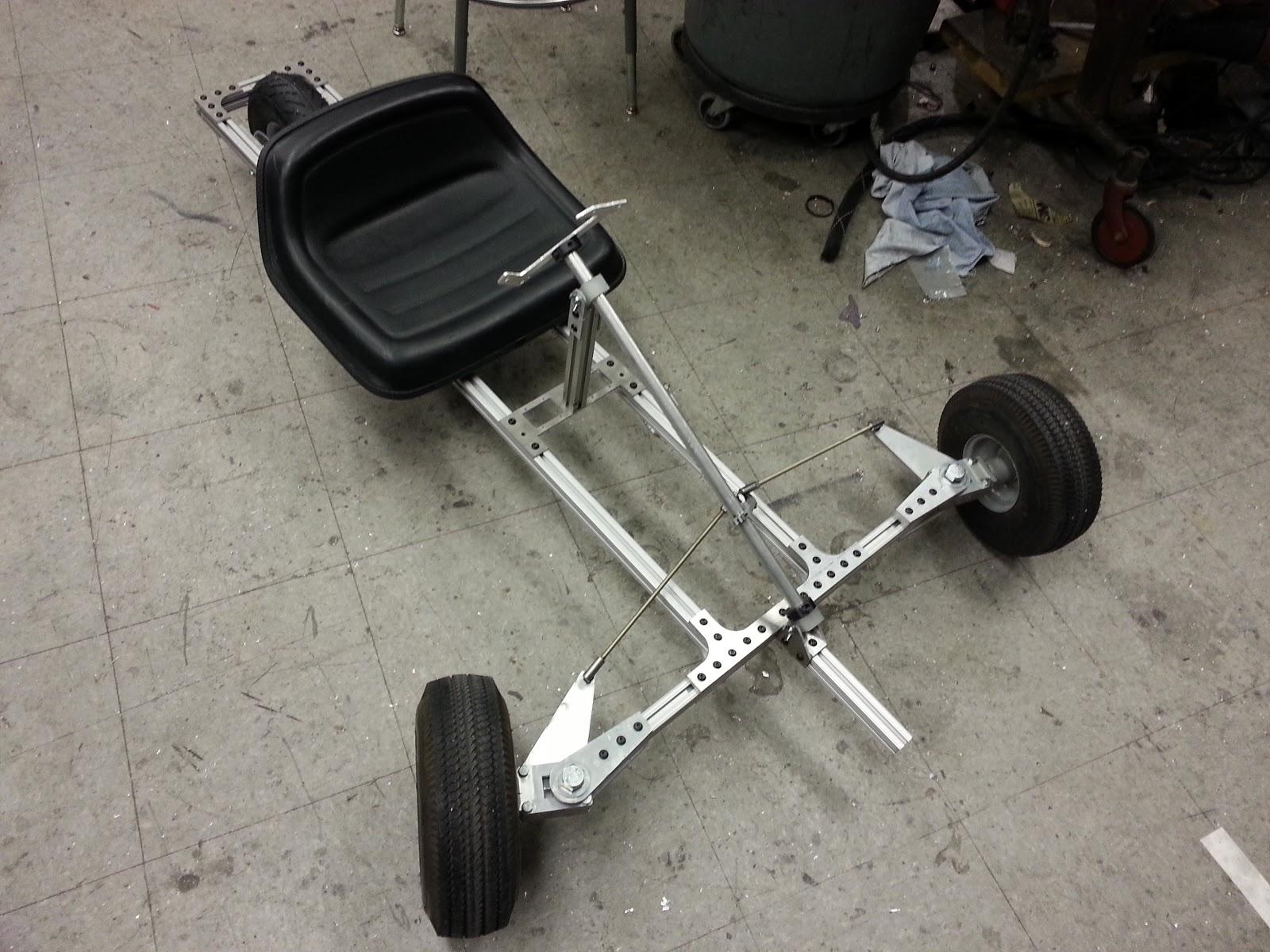 YAMEB: MelonChopper Build Pt.3: ROLLING FRAME!