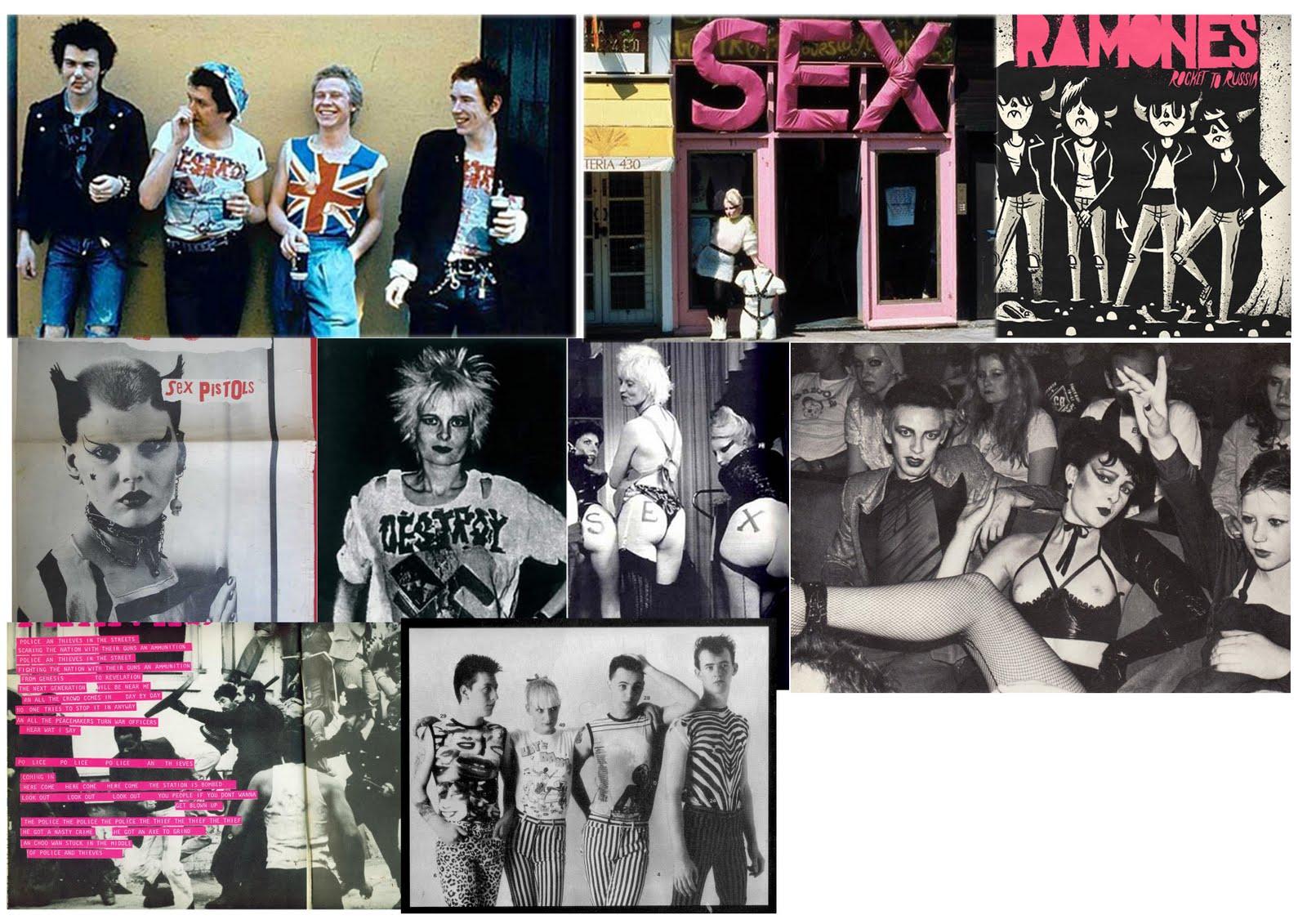 british punk fashion 1980 punk fashion in the early