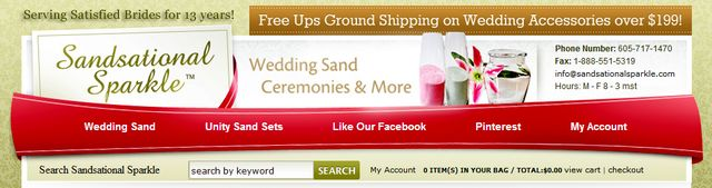 Foot Jewelry at Wedding Sand Ceremony