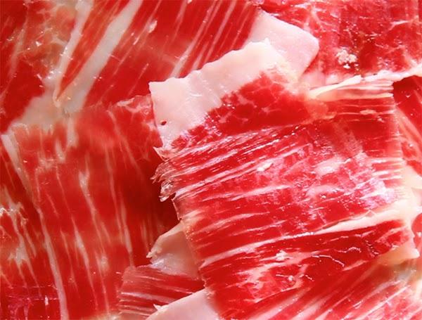 tirosina jamón