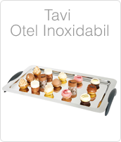 http://www.amenajarihoreca.ro/2014/11/Tavi-Otel-Inoxidabil-Servire-Prezentare.html