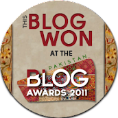 Pakistan Blog Awards 2011