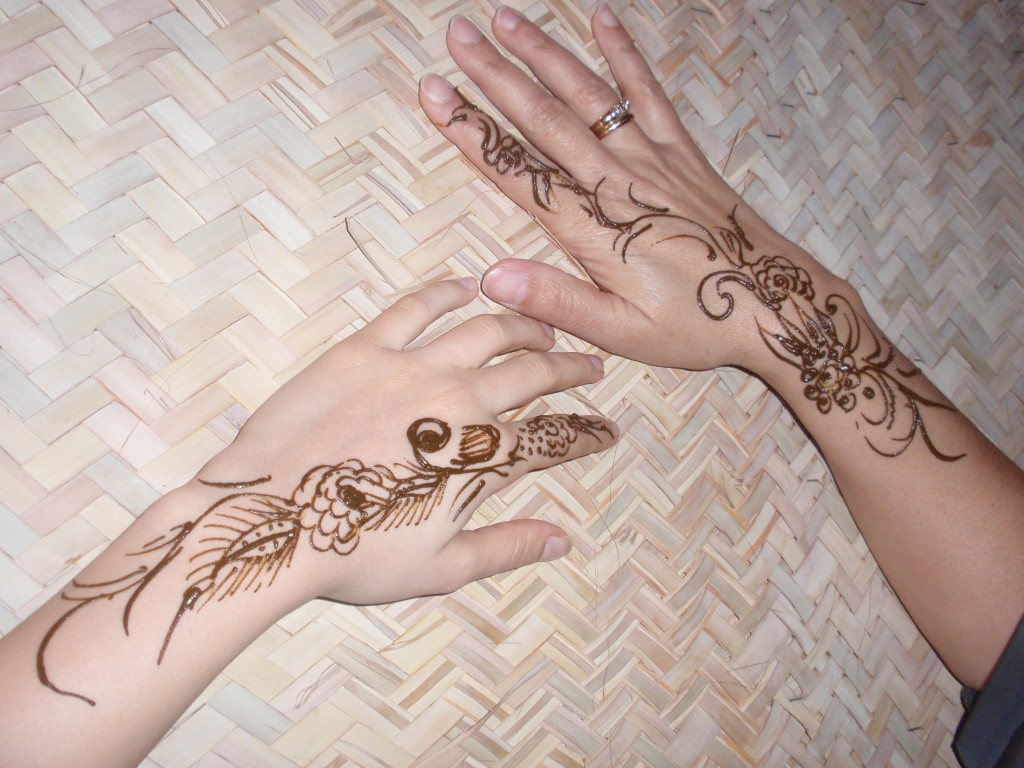 Mehndi Tattoo Mehndi Creation