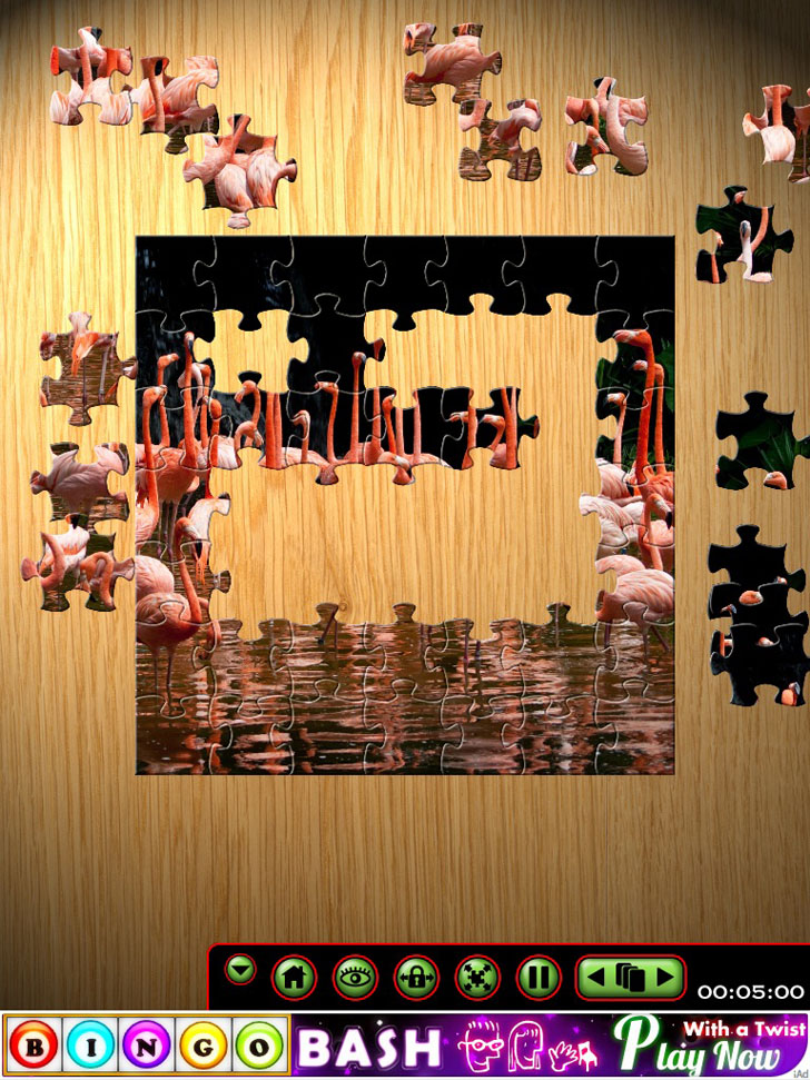 Jigsaw Puzzle Free App Game By Critical Hit Software LLC