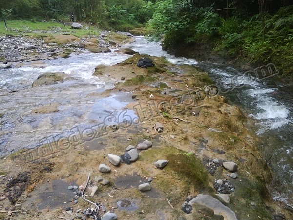 sungai air jernih