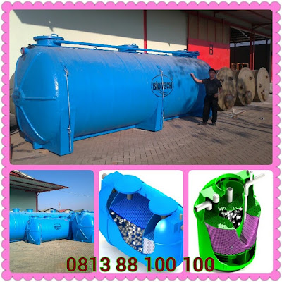 septic tank biotech, stp, sewage plant, produk septik tank, daftar harga