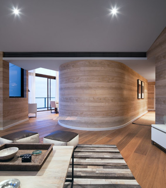 Beautiful Houses The Royal Penthouse Ii In Australia: World Of Architecture: The Royal Penthouse II By Coco
