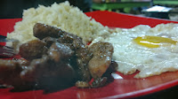 Dip Pan In All Tea, Tapsilog