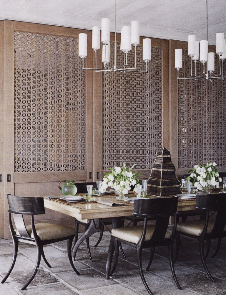 Redirecting for Asian themed dining room ideas