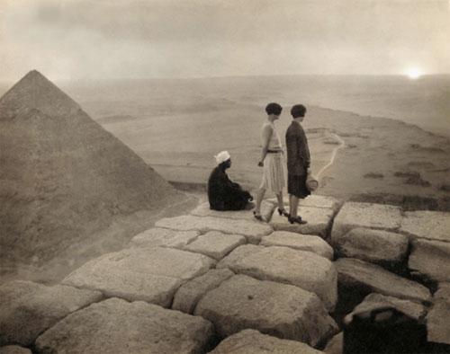 """Extremfotografen präsentieren faszinierende Bilder vom """"Dach der Pyramiden"""""""