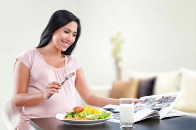 Manfaat buah kiwi untuk ibu hamil dan janin