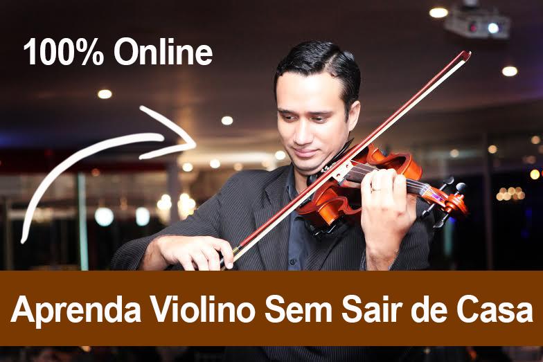 Treinamento de Violino inédito