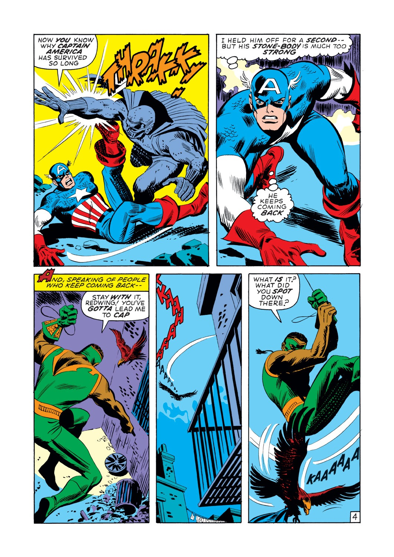 Captain America (1968) Issue #140 #54 - English 5