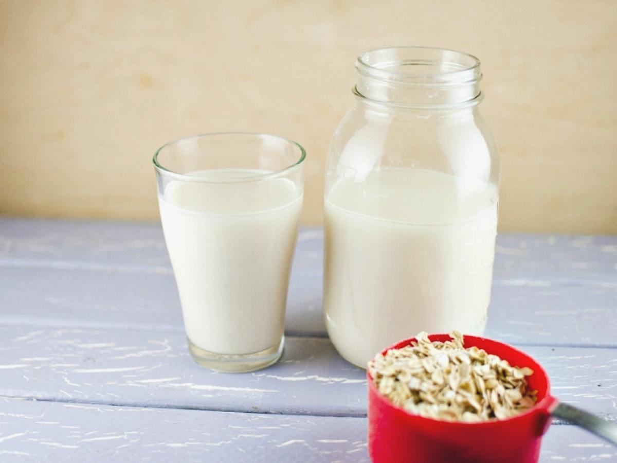 Овсяное молоко: рецепт приготовления 12
