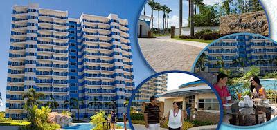 Amisa Leisure Resort Condominium Towers Mactan - Beachfront Property