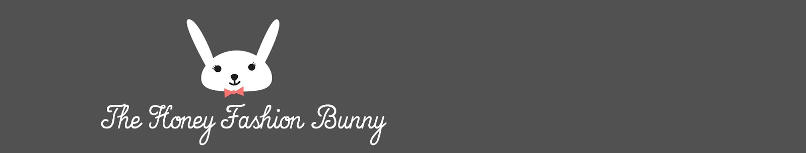 the Honey Fashion Bunny