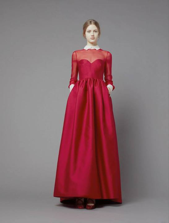 valentino eternally red collection 2014