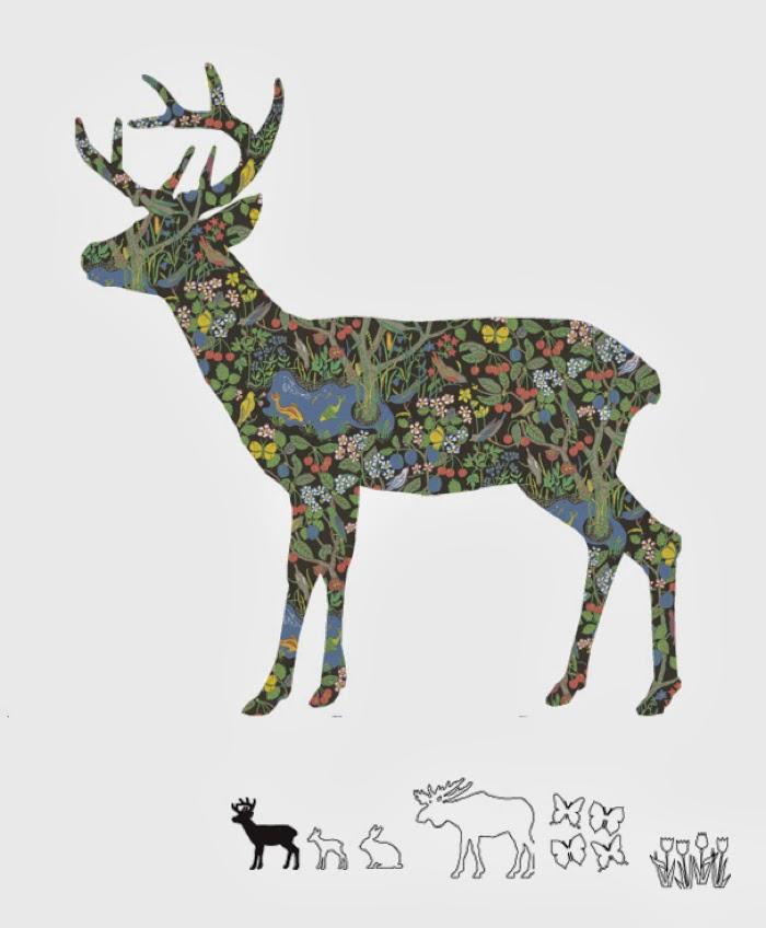 Inke Heiland deer