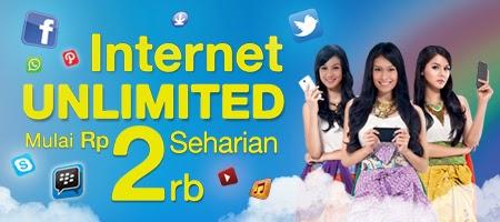 Cara Daftar Paket Internet Unlimited XL Untuk Modem