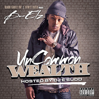 B_Elz-Uncommon_Wealth_(Hosted_By_DJ_E.Sudd)-(Bootleg)-2011