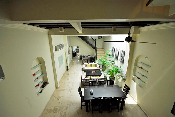 Conservation Shophouse Dining