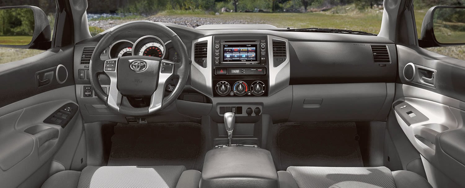 New 2015 Toyota Tacoma Dealer Serving Savannah