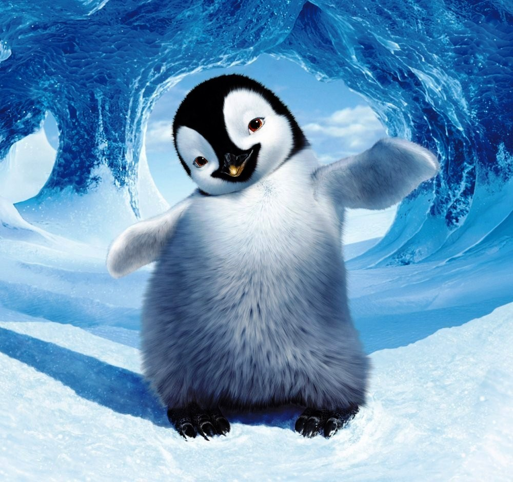 Happy Feet cartoon picture 1