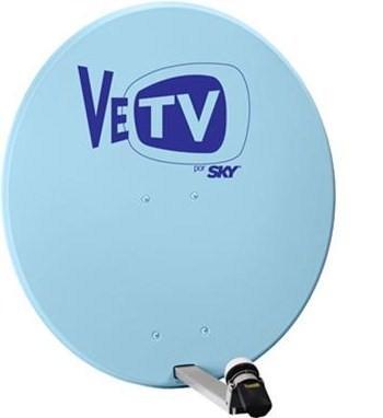 Telefono 01 800 para VETV de SKY