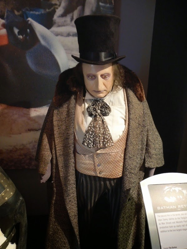 Danny DeVito Batman Returns The Penguin movie costume