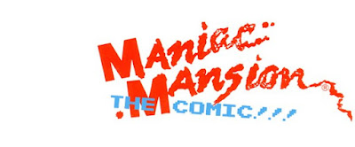 Maniac Mansion: The Comic