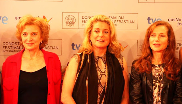 Donostia 2012: Día 3. Realidades y ficciones