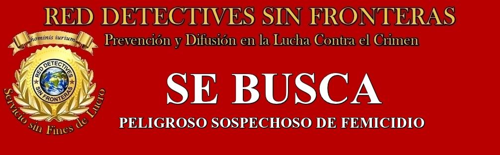 RED DETECTIVES SIN FRONTERAS - FUGITIVOS