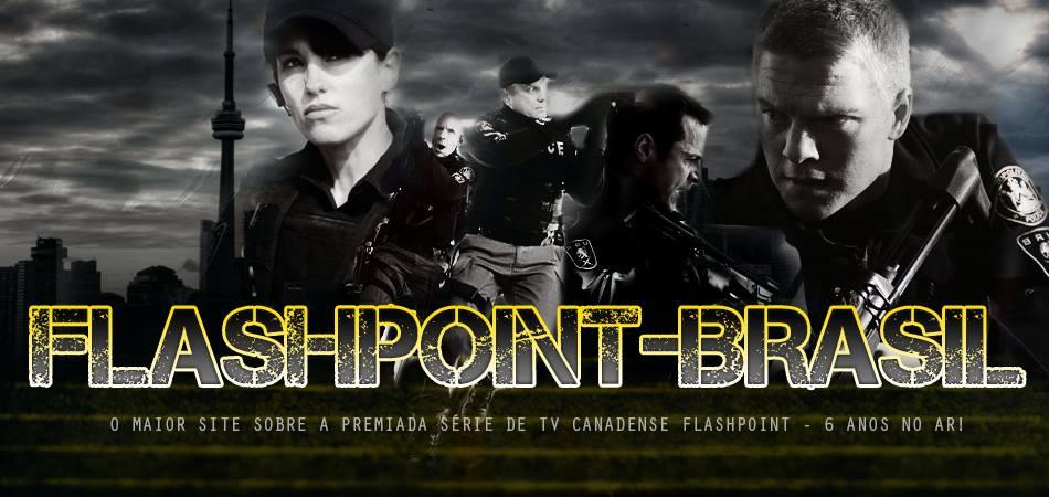 Flashpoint - Brasil