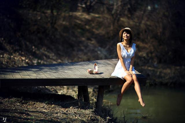 5 Cha Sun Hwa - Summer White-very cute asian girl-girlcute4u.blogspot.com