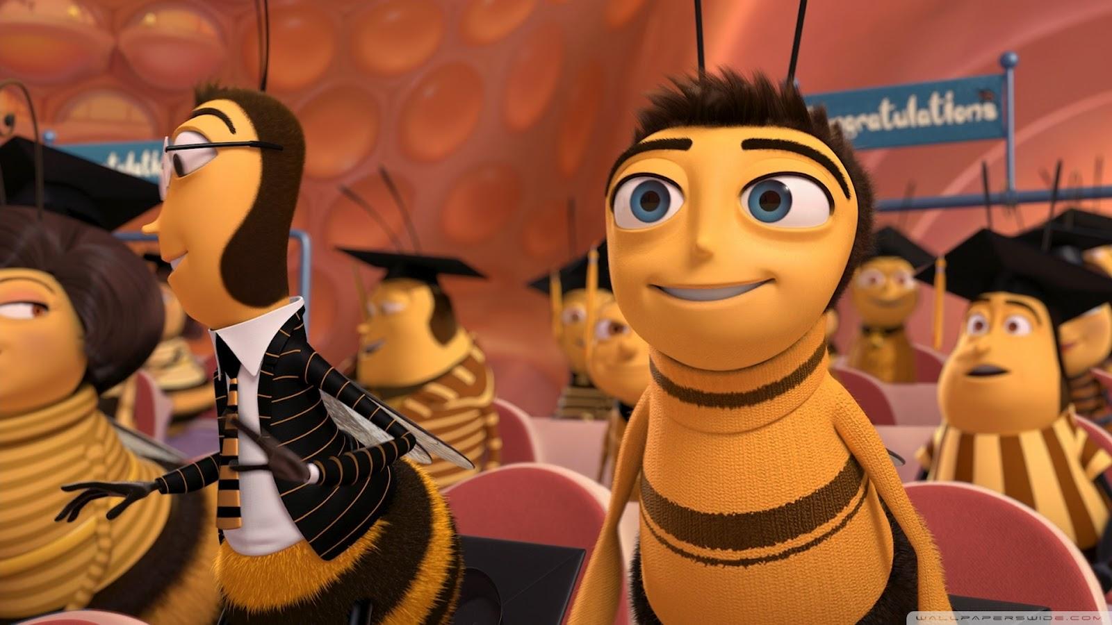 Bee movie barry - photo#16