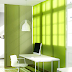 | How to decorate with vertical sliding panels