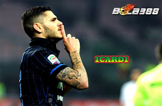 Agen Sbobet Terpercaya:Icardi Mengatakan Derby Italia,Pertandingan Sempurna Untuk Menuju Kepuncak