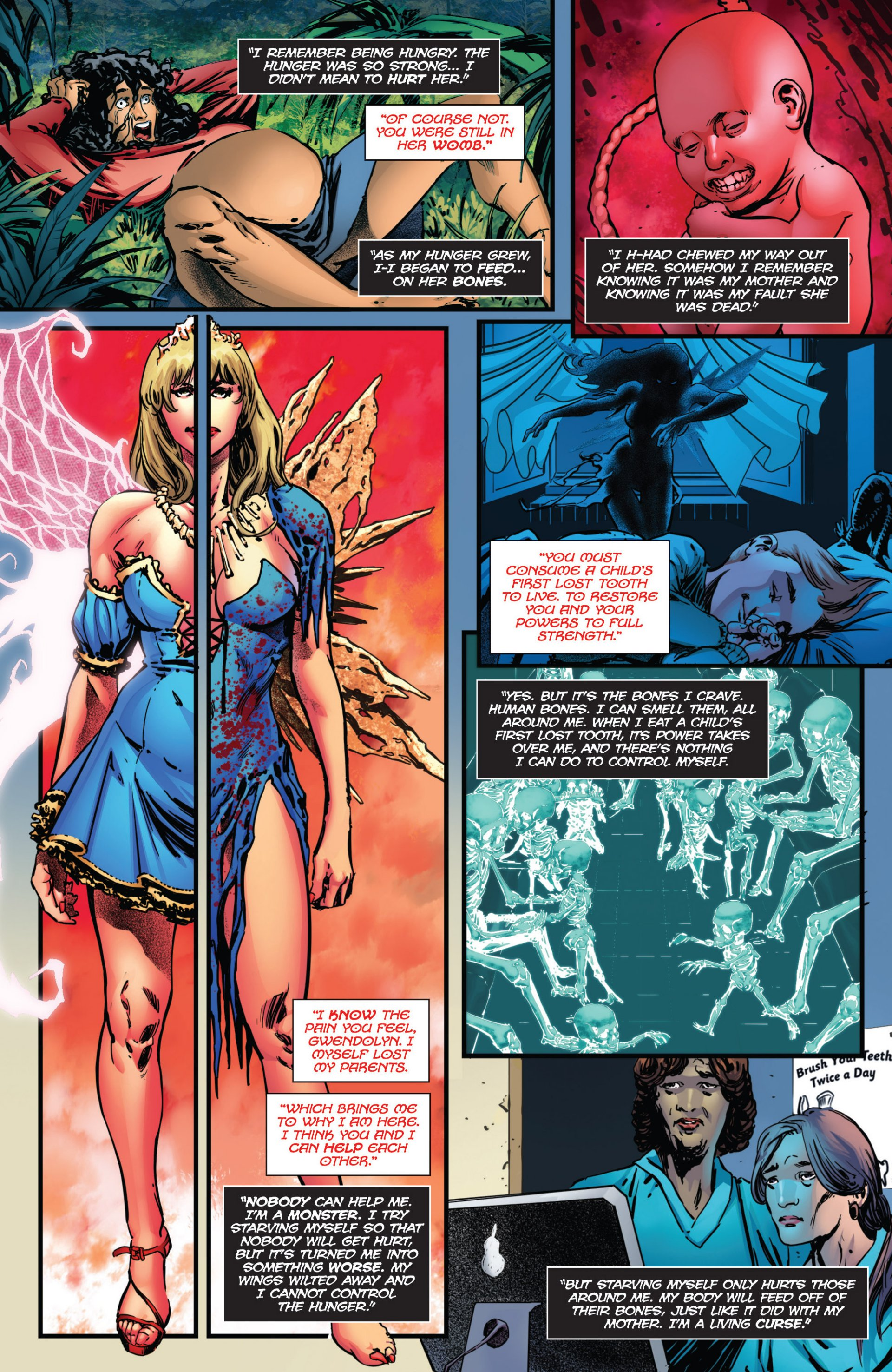 Grimm Fairy Tales (2005) Issue #97 #100 - English 11