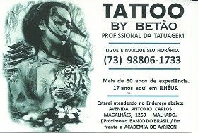 BEATÃO TATTOO