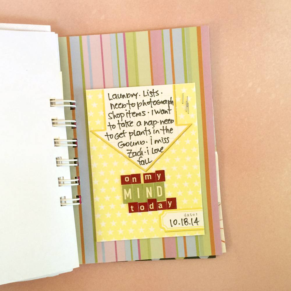 #30lists #30daysoflists #lists #journal