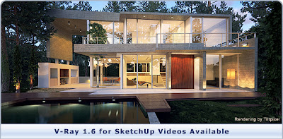 Download V-Ray for SketchUp (Windows Edition) Free 30 Day Demo / Trial