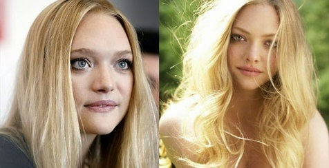 Gemma Ward vs Amanda Seyfried