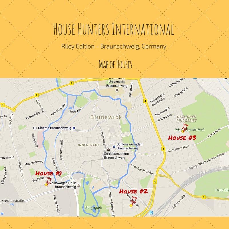 House Hunters International Riley Edition Wanderlust Wroe