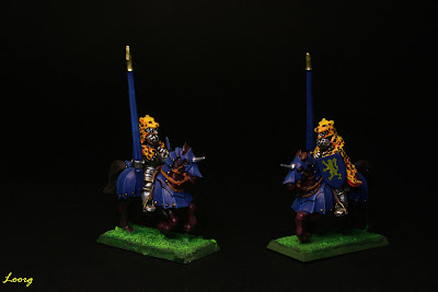 Modelo 2 de los soldados Caballeros Pantera
