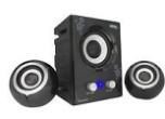 Buy Zebronics Computer Multimedia 2.1 Speaker (micro Drum) at Rs. 548 – Rediff