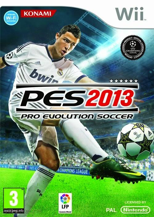 PES 2013 [Wii][PAL][Español][UA]