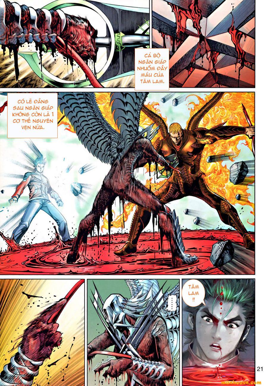 Thần Binh 4 chap 71 - Trang 19