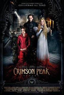 La cumbre escarlata (Crimson Peak)